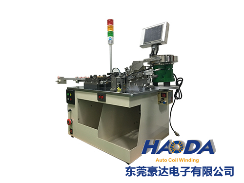Automatic winding machines and equipments